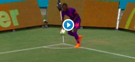 (Video) Van Dijk scores bullet header after superb Robertson cross