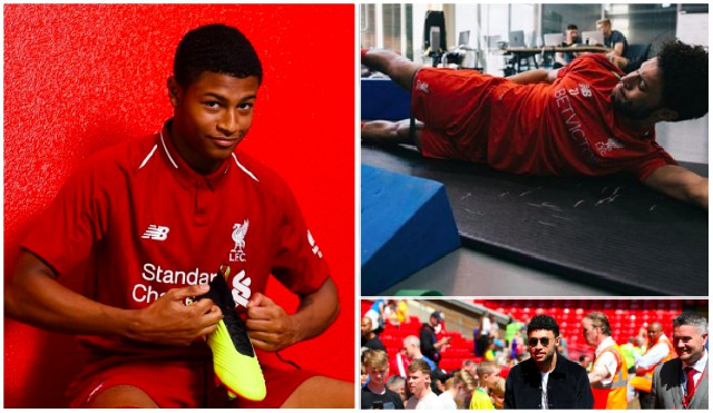 'The future' 'Can't wait…' Liverpool fans love prodigy's Twitter upload