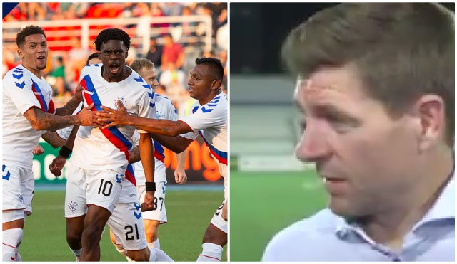 'He's become a man…' LFC fans will love Gerrard's Ejaria analysis after Ovie's Europa curler