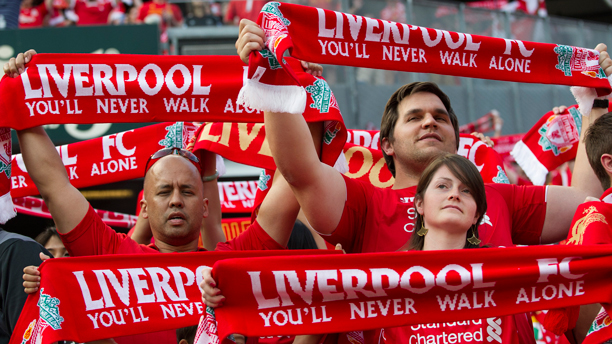 Liverpool to equal 20-year-old Manchester United record