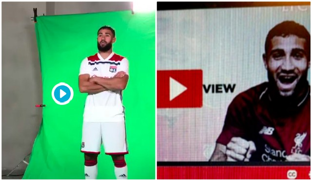 Liverpool fans comment on Fekir's miserable photoshoot