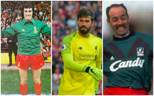 Comparing Alisson to Liverpool's greatest keepers of the past