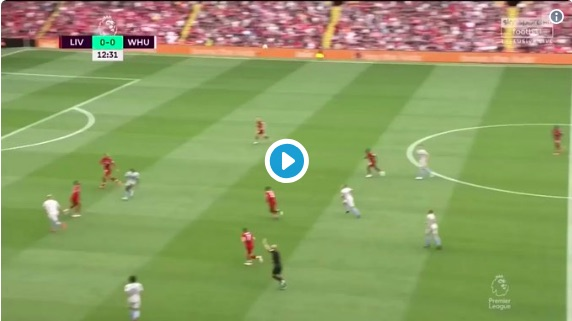 (Video) Joe Gomez's performance v West Ham: Young CB practically perfect