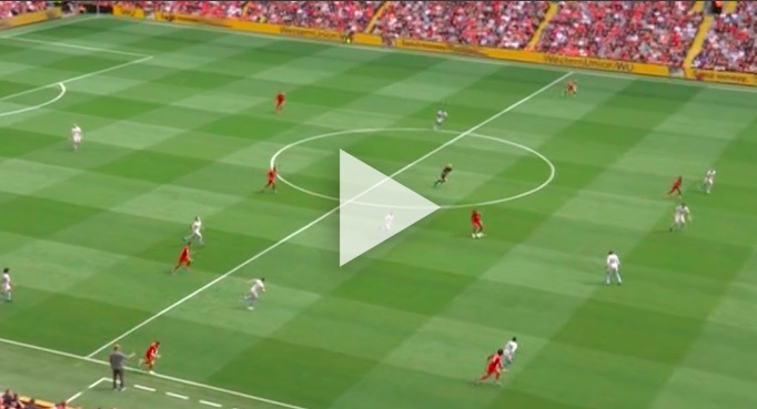 (Video) Keita plays wonderful part on Mo Salah's goal v West Ham