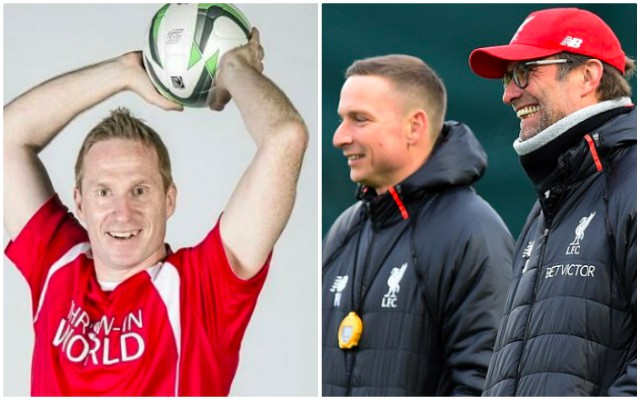 LFC coach announces new role on Twitter, but promises to never help our rivals