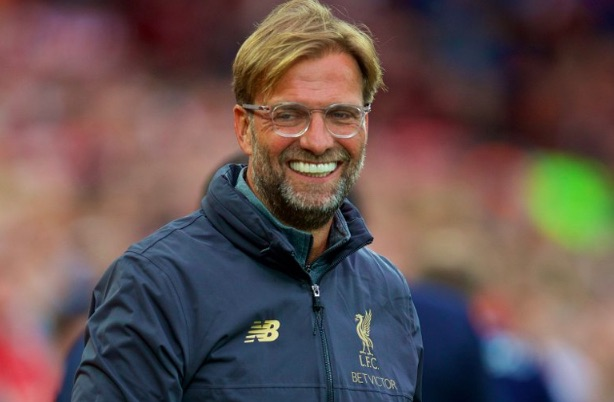 Klopp's transfer comments get Reds mighty excited before Thursday's 5pm deadline