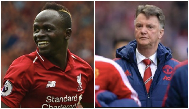 Louis van Gaal admits trying to sign two legends Liverpool beat him to