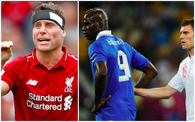 Milner shares stories on Balotelli… 'An interesting character…'
