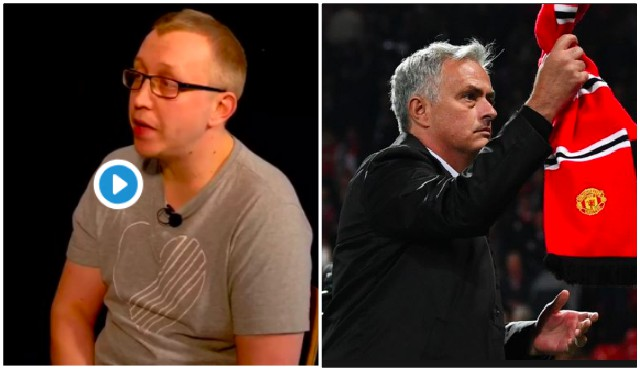 Liverpool fan's March prediction of United's downfall goes viral