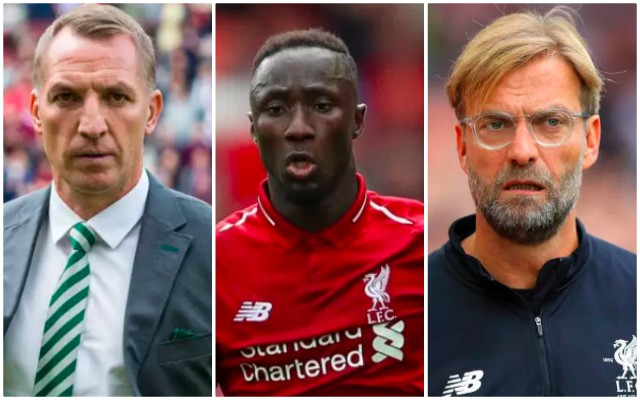 Brendan Rodgers uses Liverpool as his 'Get out of Jail' card amid Celtic's horror start to season