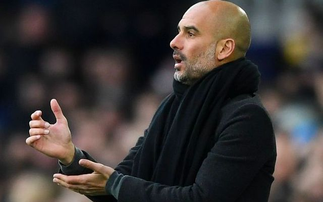 (Video) Pep Guardiola admits he is scared of LFC's front three – prior to Everton clash
