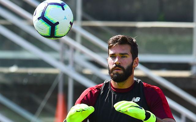 Klopp explains Alisson's special preparations for Crystal Palace