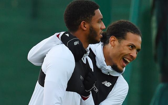 (Video) Gomez and Van Dijk show insane pace to catch Willian clean through on goal