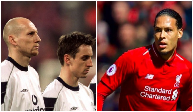 Wow: Gary Neville admits mistake with Liverpool 'Monster'