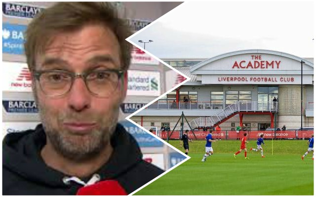 Liverpool wonderkid promoted as Klopp 'blown away' by academy star