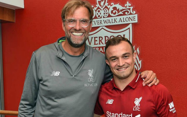 Klopp makes surprise declaration about Shaqiri's tactical demands