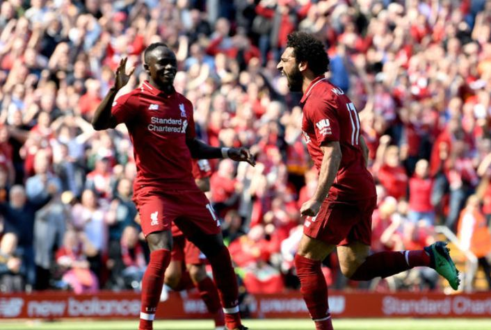 Salah: What I do with 'Friend' Mane in Dressing Room proves there's no rivalry