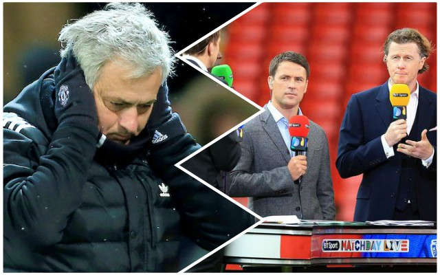 Ex-Red takes swipe at Man Utd with Liverpool prediction