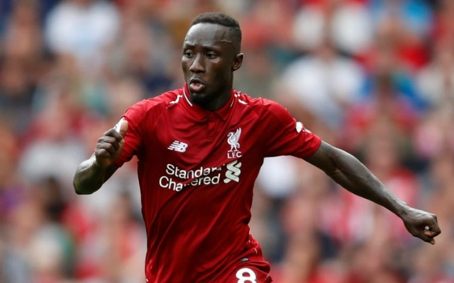 LFC fans react as Keita rested for Leicester game