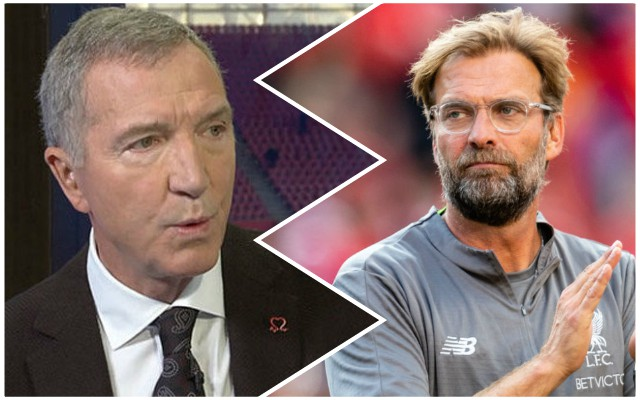 Souness believes Klopp is trying to phase out three players…and it's a big risk