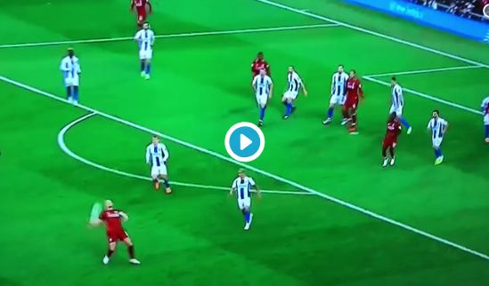 (Video) Trent briefly morphs into peak Gerrard with sublime cross-field pass