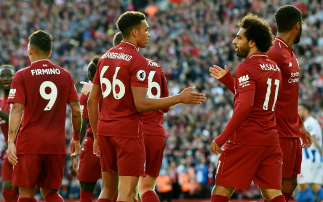 Stats show Trent simply must start for Liverpool