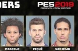(Picture) Virgil van Dijk's PES 2019 rating revealed