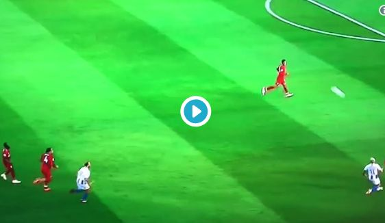 (Video) Wijnaldum produces absolutely unreal skill