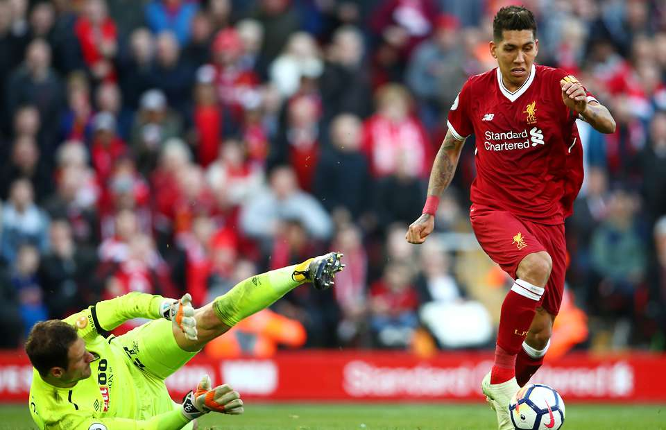 Begovic has said something insane about Liverpool & Bournemouth