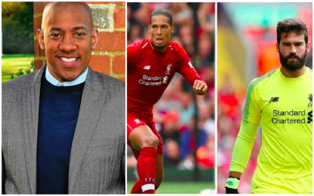 Dion Dublin makes very smart point about Liverpool's title chances