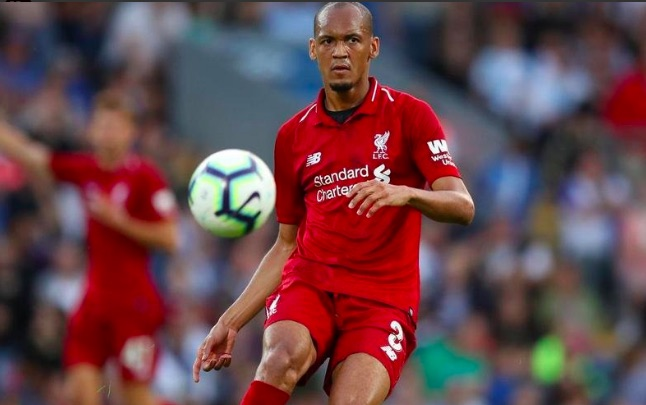 Fabinho reveals how he's adapted to Liverpool's tactics