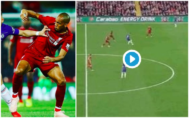 (Video) Fabinho's debut highlights: Brazilian actually better than given credit for