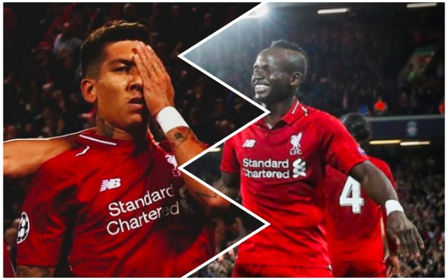 (Video) Look what Sadio Mane did after Firmino winner…