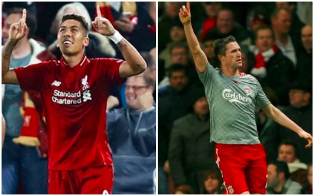 Striker: I'd be perfect for Liverpool because I play like Firmino