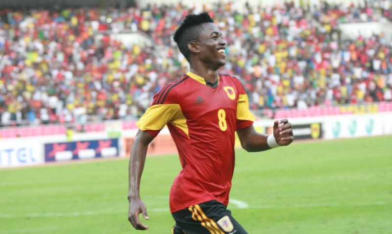 Liverpool have 'particular' interest in Angolan forward