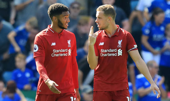 Hendo names LFC star who can improve most