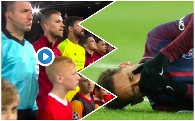 (Video) Hendo smashes PSG's front-three on multiple occasions