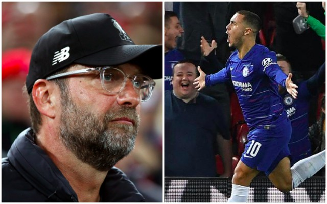 'Fair play' 'Take your hat off to that' LFC fans recognise Hazard's brilliance in undeserved Chelsea win