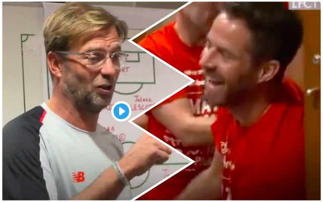 (Video) Klopp taking the piss out of Jamie Redknapp is hilarious