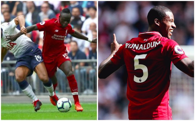 Wijnaldum explains accidental Insta-like that criticised Mane