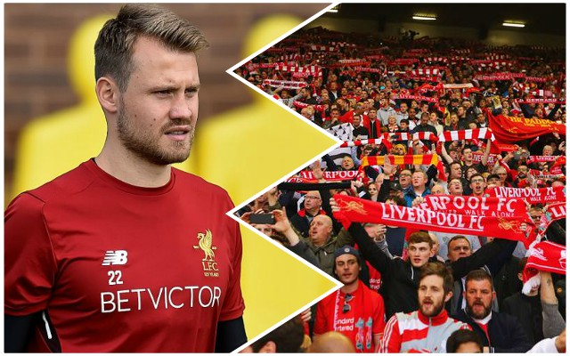 Mignolet: Why playing for Liverpool again was 'strange'