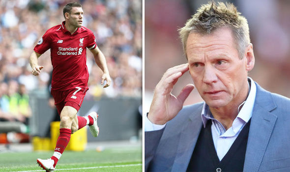 Pearce gives Milner astonishing compliment: 'Best pound for pound' footballer PL has ever seen, claims pundit