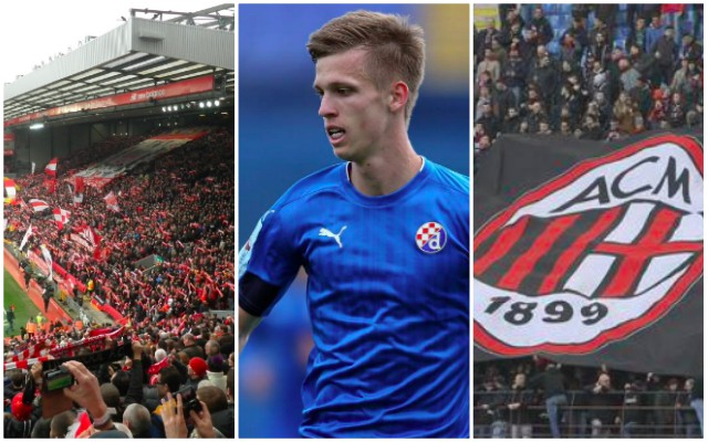 €10m winger chooses Klopp's Reds over AC Milan