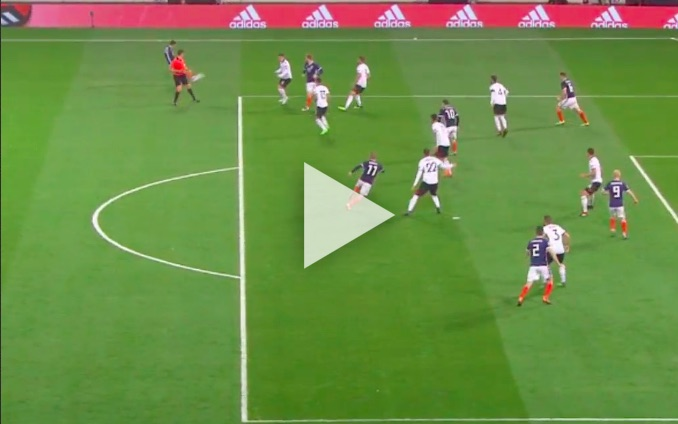 (Video) LFC's Assist-King Robertson delivers another beauty…