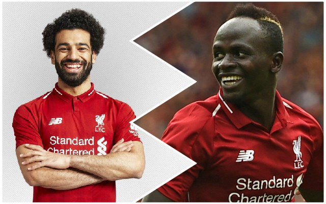 Mane scoffs at false 'selfishness' and expresses mad 'love' for teammates