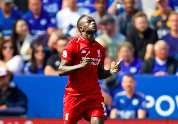 (Video) Sadio Mane filmed cleaning toilets in local mosque in humble gesture