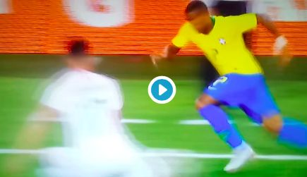 (Video) Bobby Firmino shows Tite what happens when he starts for Brazil
