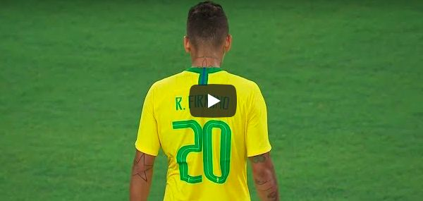 (Video) Watch Roberto Firmino exhibit elite versatility in Brazil win