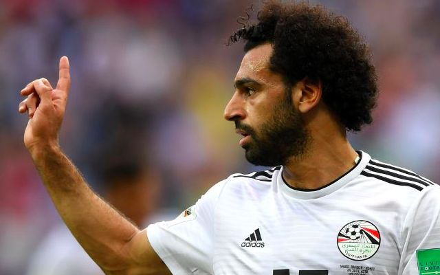 Niger goalkeeper gives superb reaction to facing Mohamed Salah