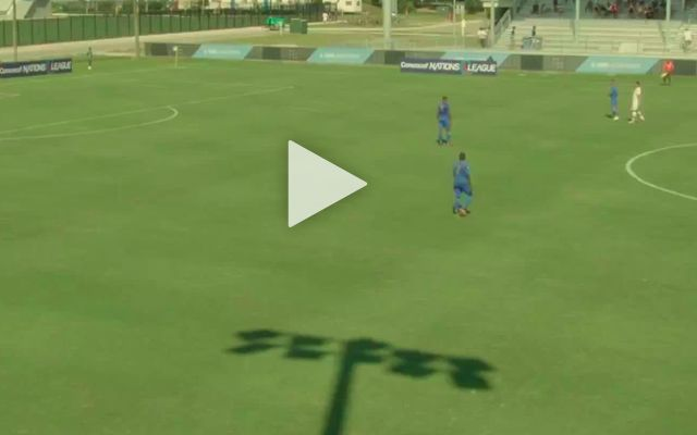 (Video) 18-year-old LFC star produces superb assist for senior national team